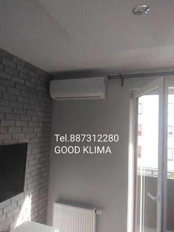 Klimatyzacja do Domu Biuro Mieszkania. Najlepsza jakość na rynku.