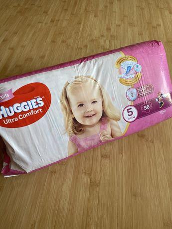 Подгузника Huggies Ultra Comfort 5 (12-22 кг)