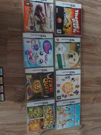 Gry nintendo ds 3ds 2ds