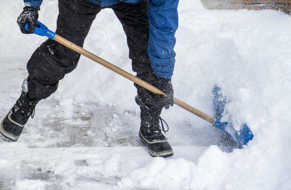Уборка, чистка снега