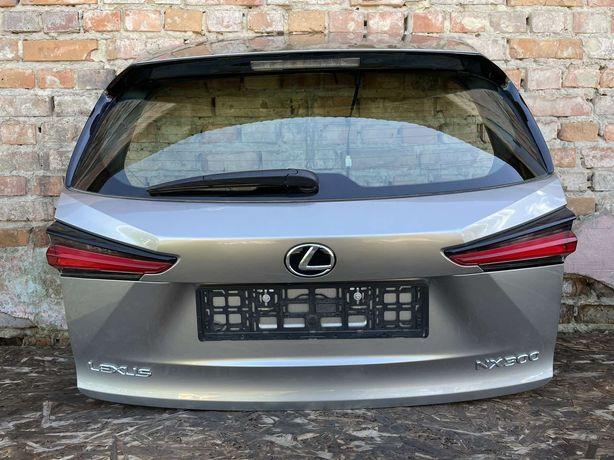 Ляда Крышка Багажника в Сборе Lexus NX 2018-2021 ЗАПЧАСТИ/РАЗБОРКА