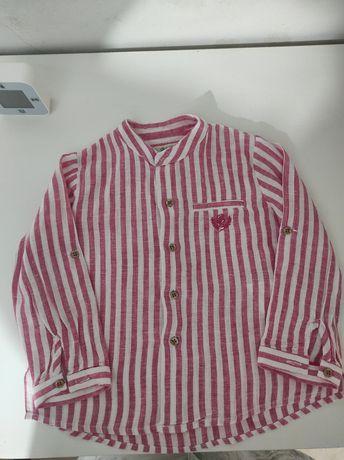 Camisa Pili Carrera 2 anos/ Papillon/ casaco