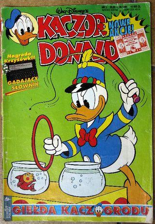 Kaczor Donald komiks nr 3 z 1994