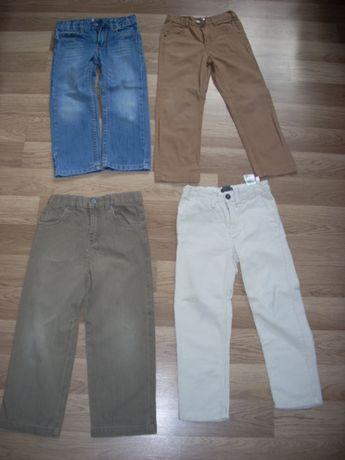 Spodnie chłopięce 116 cm