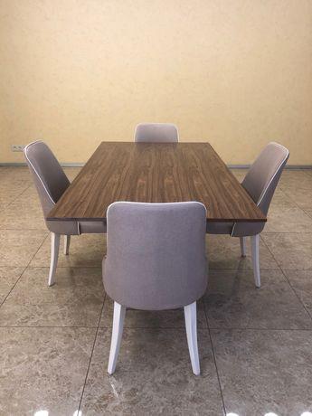 Стол и 4 стула ( комплект)