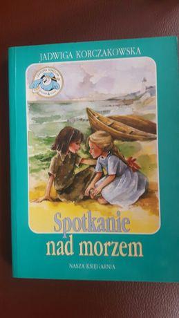 Spotkanie nad morzem- lektura szkolna.