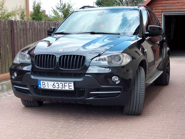 BMW X5 e70 3.0 sd ceramika salon Polska
