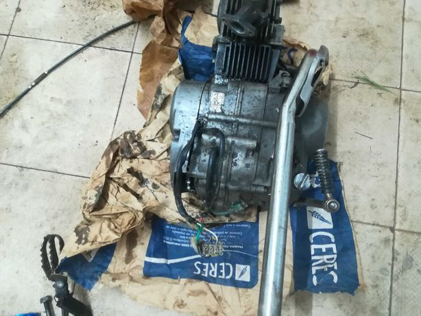 Motor de pit bike para peças