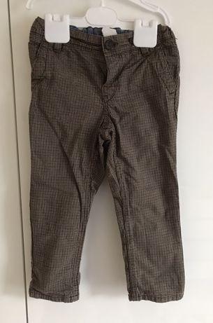 Eleganckie spodnie h&m 86 92
