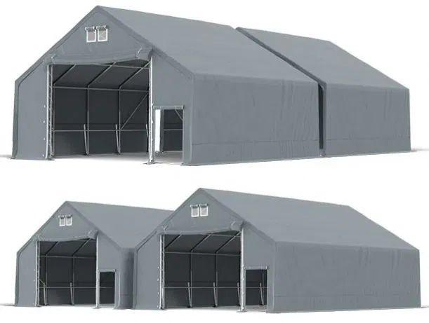 -34% HALA NAMIOTOWA 2w1 10x20 5,7 rolnicza namiot magazynowy garaż MTB