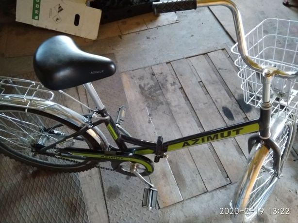 Складной велосипед Azimut 2409-1 SV-2