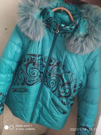 Зимняя куртка 50 р