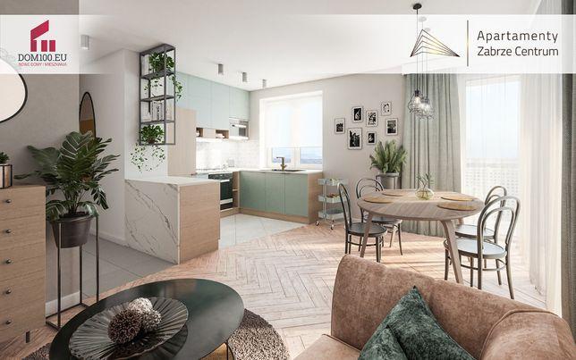 Nowy Apartament - Duży Ogród - Zamknięte osiedle