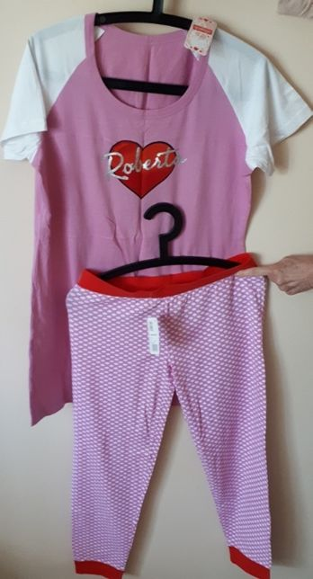 Piżama damska firmy Roberta