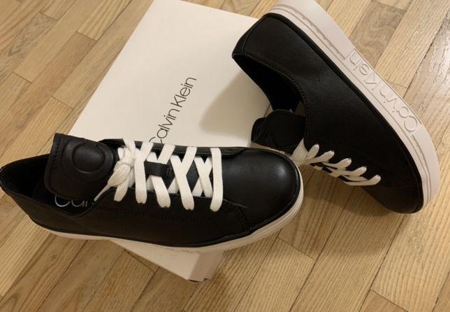 Оригинальные кроссовки Calvin Klein Kasandra Cervo