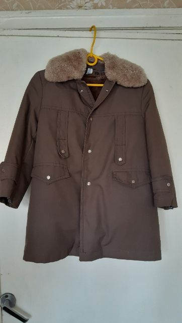 Плащ-пальто подростковое (зимние)