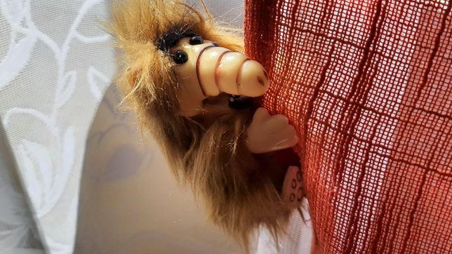 Alf maskotka przyczepka kolekcjonerska,przybysz z kosmosu,pamiątka PRL