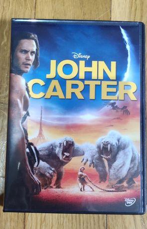 John Carter film DVD