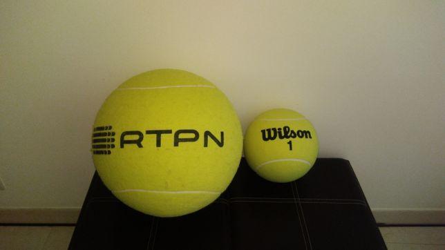 2 Bolas de tênis
