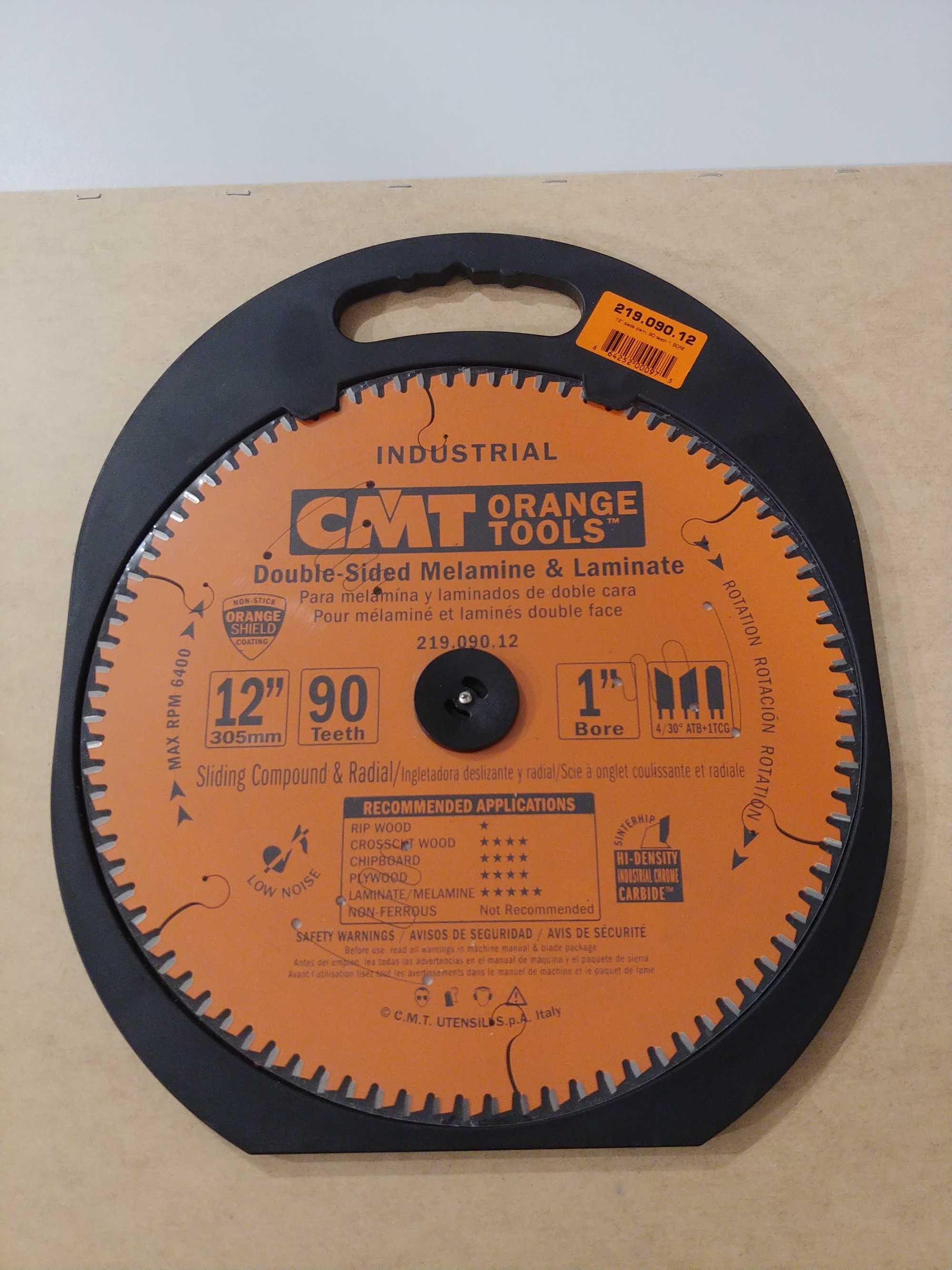 Пильний диск CMT  305/25.4 мм 219.090.12