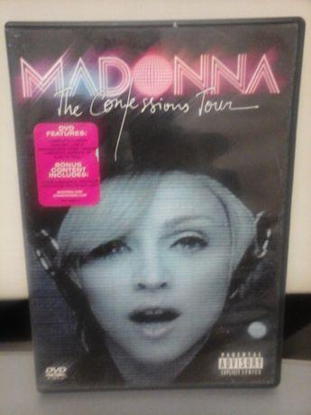 DVD - Madonna - The Confessions Tour + livrete - ENTREGA IMEDIATA