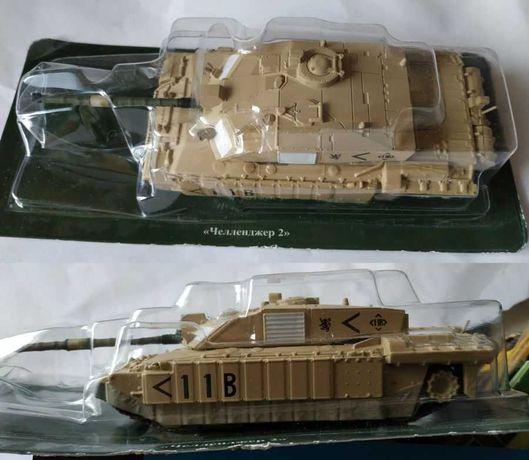 Model czołgu - Challenger 2