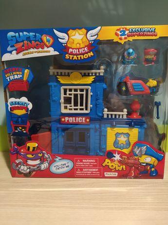 Super zings posterunek policji