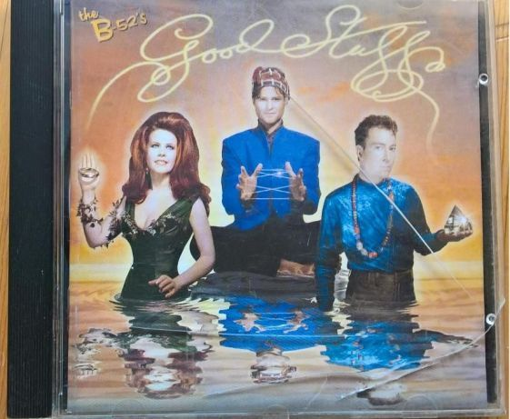 B 52's - Good Stuff CD.