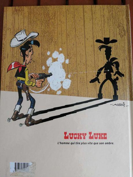 Lucky Luke - livro capa dura