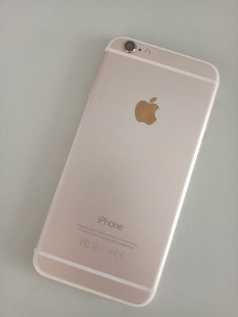 I phone 6 telefon stan bardzo dobry złoto różowy