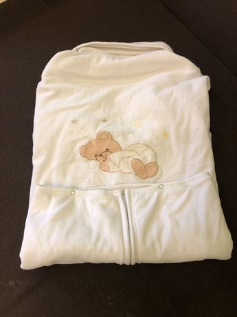 Конверт одеяло для младенца .