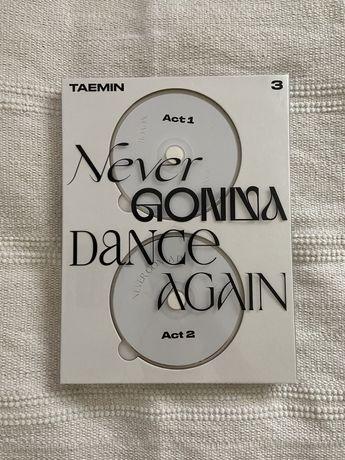 Taemin - Never Gonna Dance Again (Extended ver.) kpop