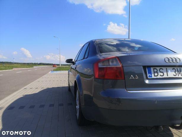 Audi A4 Audi a4 b6 sedan