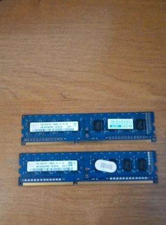 Продам Hynix DDR3-1333 4096 4Гб (2*2048MB) PC3-10600