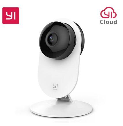 Xiaomi YI Home Camera 1080P Vigilancia Bebés Animais c/ Visão Noturna