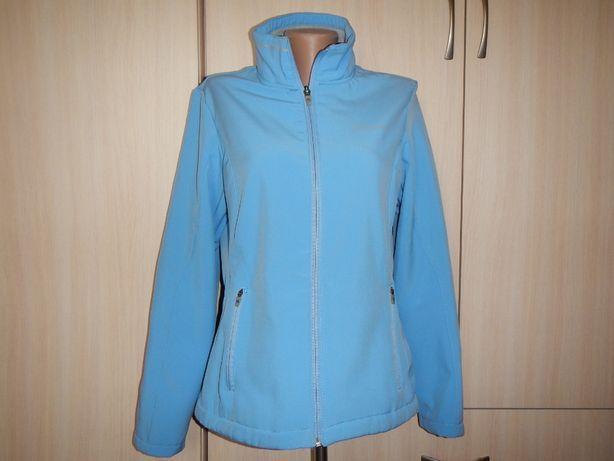 Кофта graghoppers windshieldр.48(14) куртка softshell