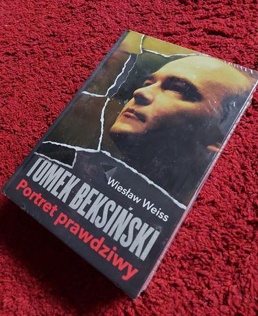 Książka Tomek Beksiński
