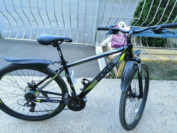 Продам велосипед с алюминиевой рамой