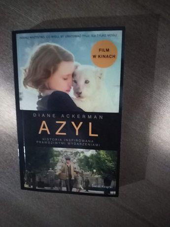 """""""Azyl"""" Diane Ackerman"""