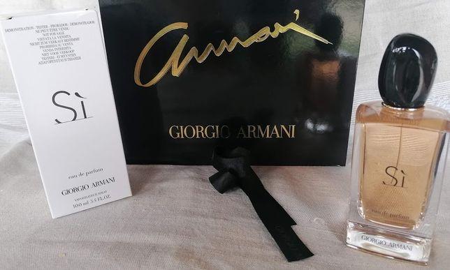 Si Giorgio Armani eau de parfum 100 ml