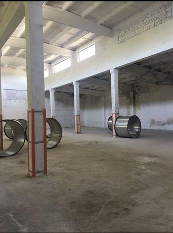 Аренда, складских торговых от 1000 до 3000 м2 на Харьковской