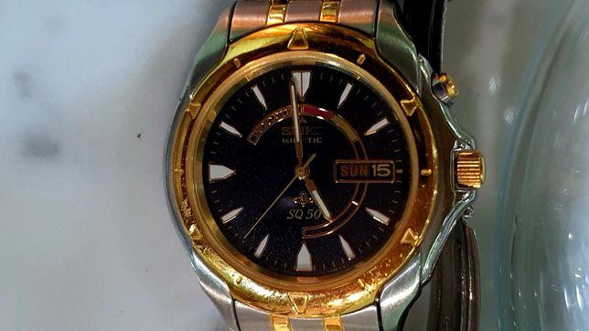 Relógio Homem Seiko Kinetic automático