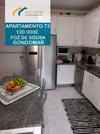 T3 em condomínio fechado na Foz do Sousa - Gondomar