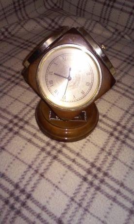 Настольный барометр с гигрометром и термометром