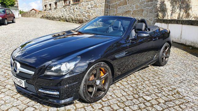 Mercedes Slk 200 AMG line