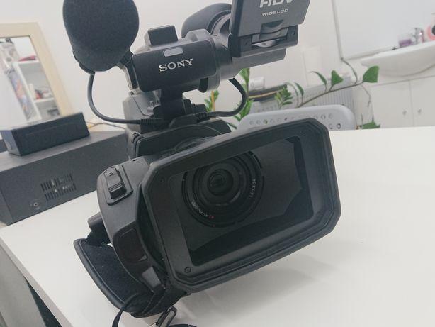 Kamera naramienna Sony HVR-HD 1000 - jak nowa