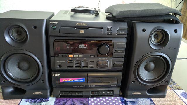 Mini wieża Sony mhc-501