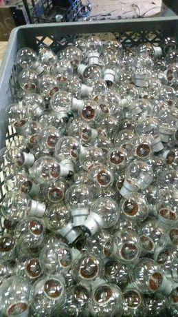 lote de lampadas usadas baratas