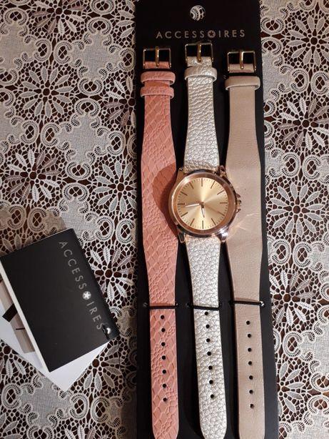 Продам стильные часы из розового золота New Yorker