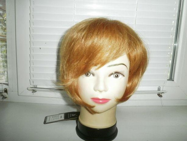 Парик.Волос Натуральный.Новый.цвет №27